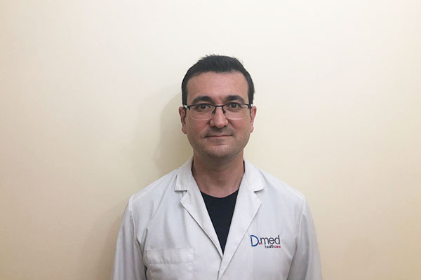 Emre Erdem, Expert Doctor