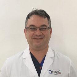Hüseyin Avni Dağlı, Doctor