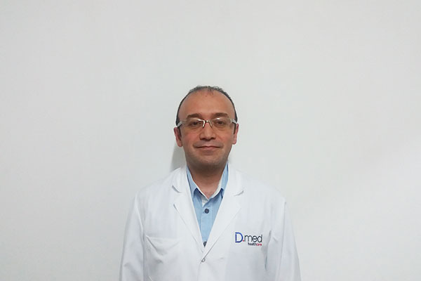 Levent Biçen, Doctor