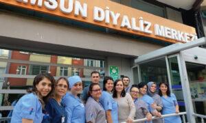 Samsun Clinic Staff