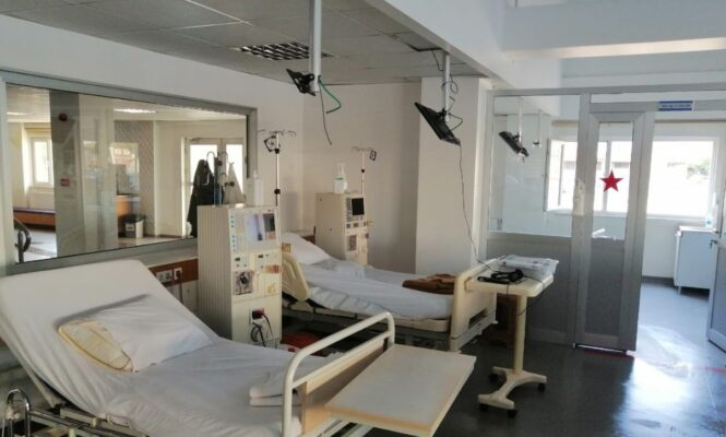 Erciyes patient room