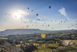Ballon festival Kayseri