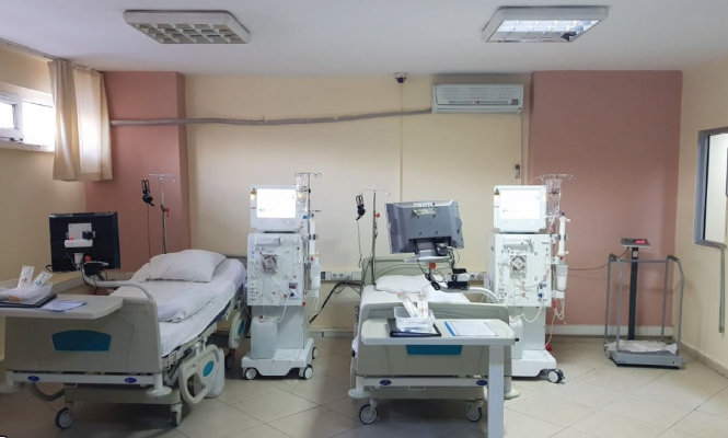 LIFOS dialysis room